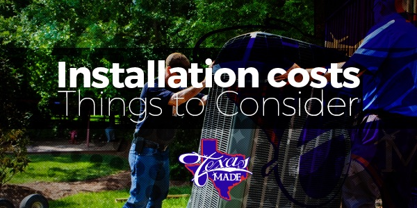 blog-3 Installation Costs – Things to Consider