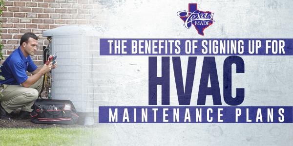 Benefits Of Signing Up For HVAC Maintenance Plans