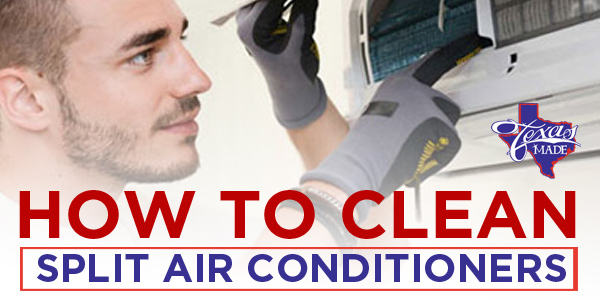 How to Clean Split Air Conditioners