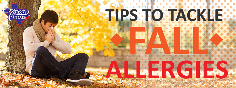 Tips To Tackle Fall Allergies