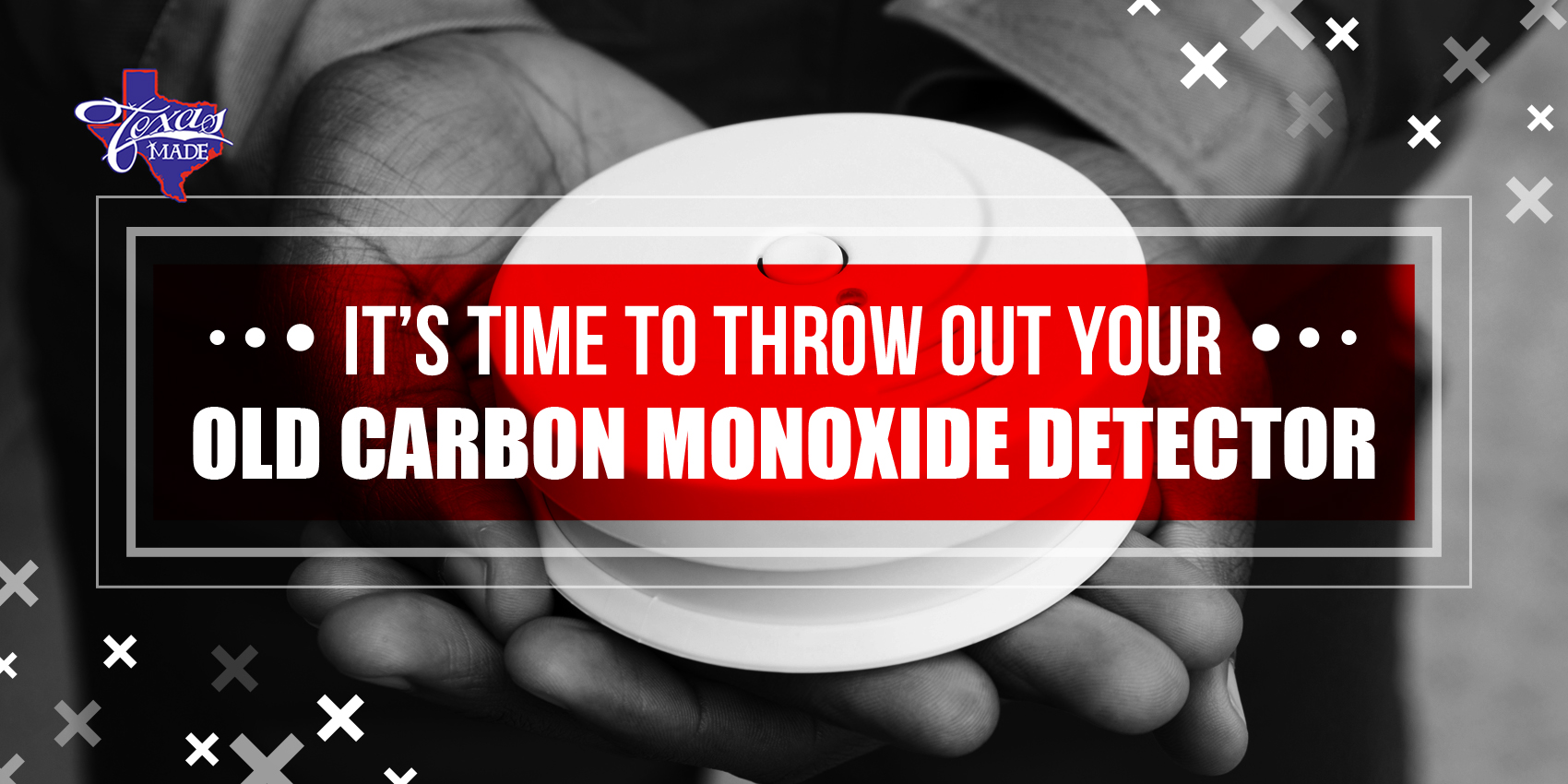 It's Time to Throw out Your Old Carbon Monoxide Detector