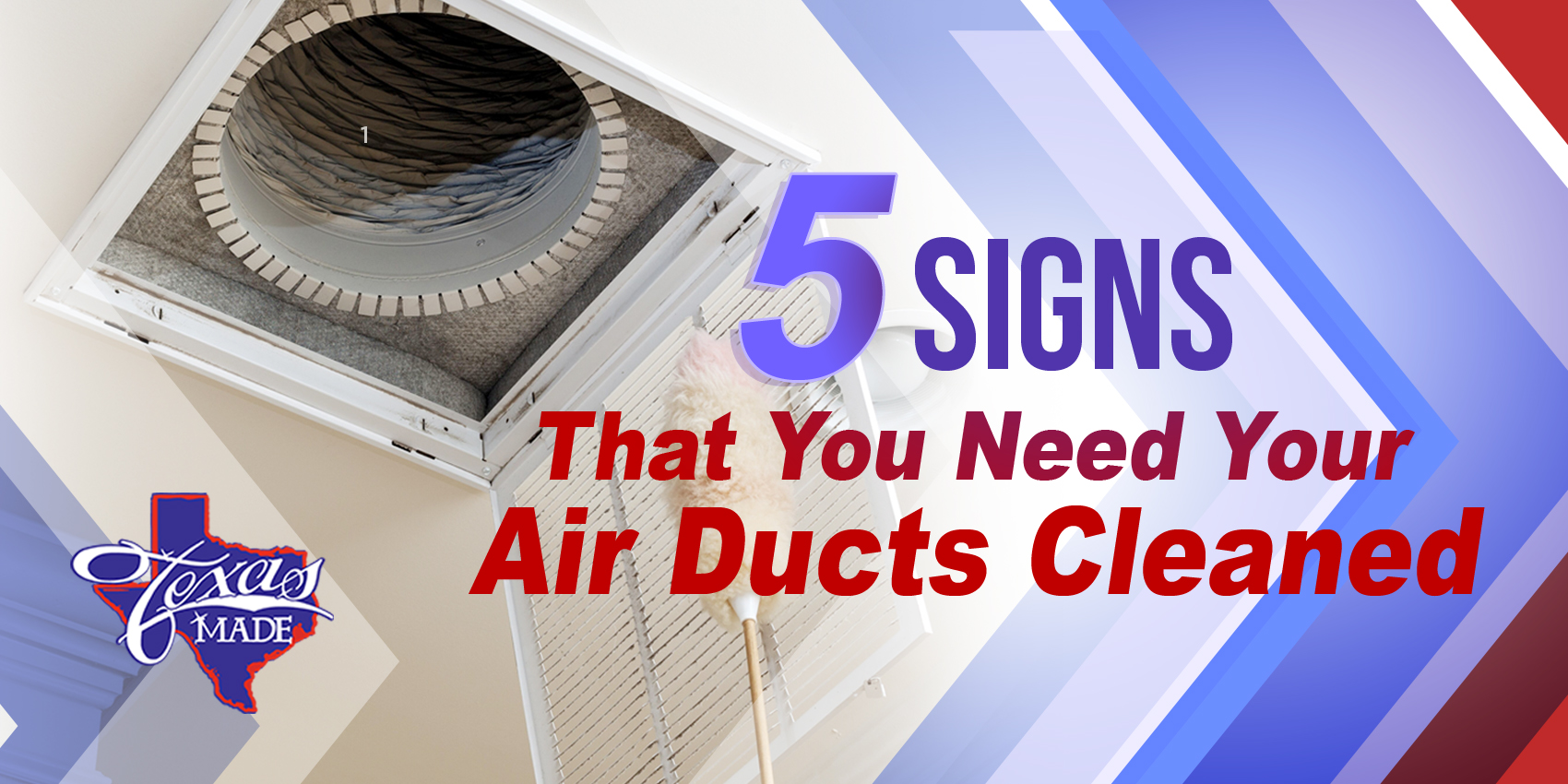 5 Signs That You Need Your Air Ducts Cleaned