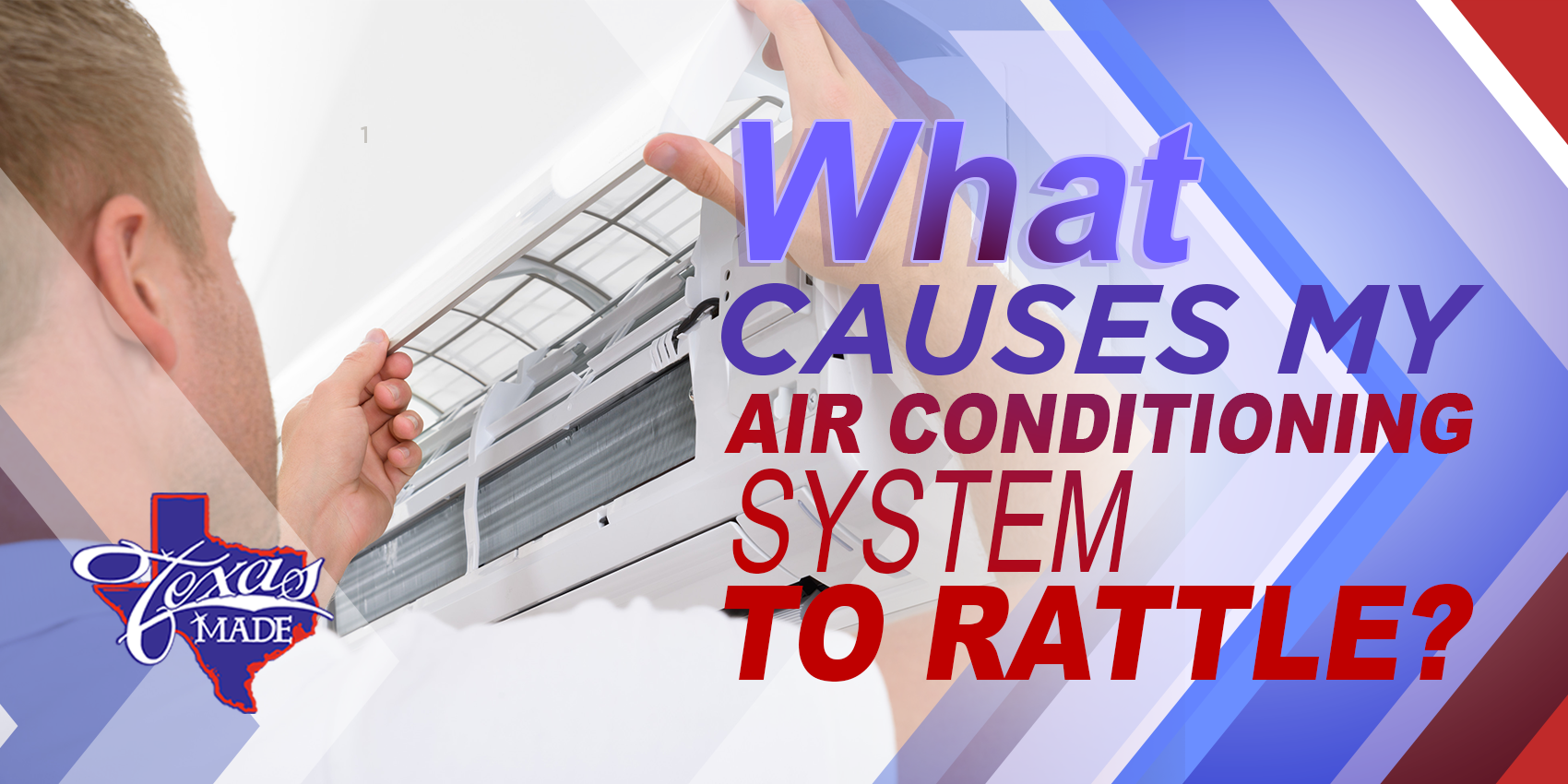 What Causes My Air Conditioning System to Rattle?