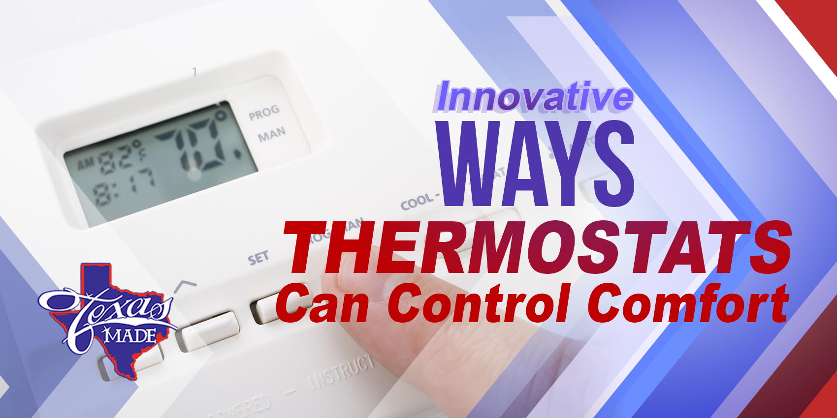 Innovative Ways Thermostats Can Control Comfort