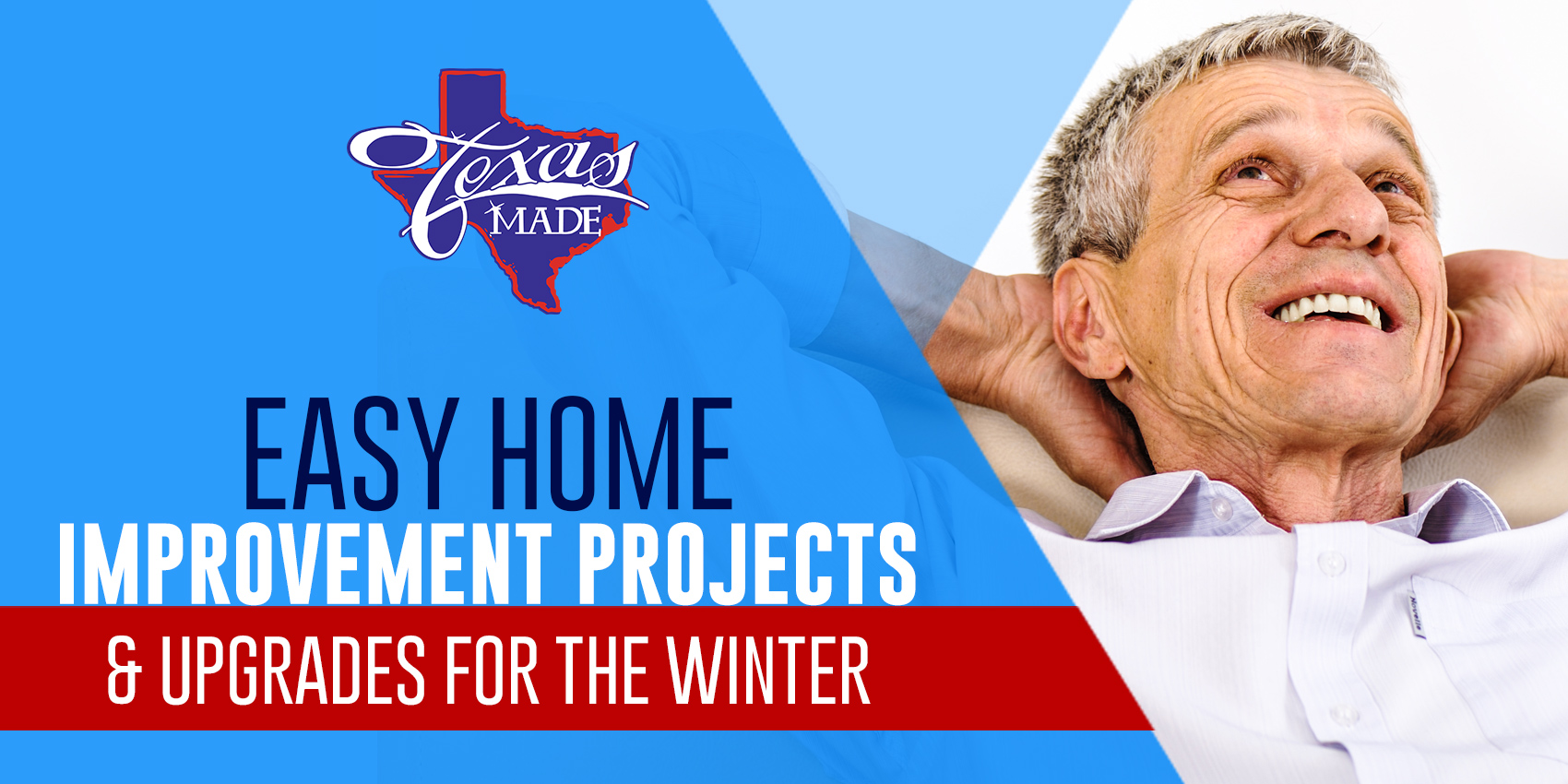 Easy Home Improvement Projects & Upgrades For the Winter