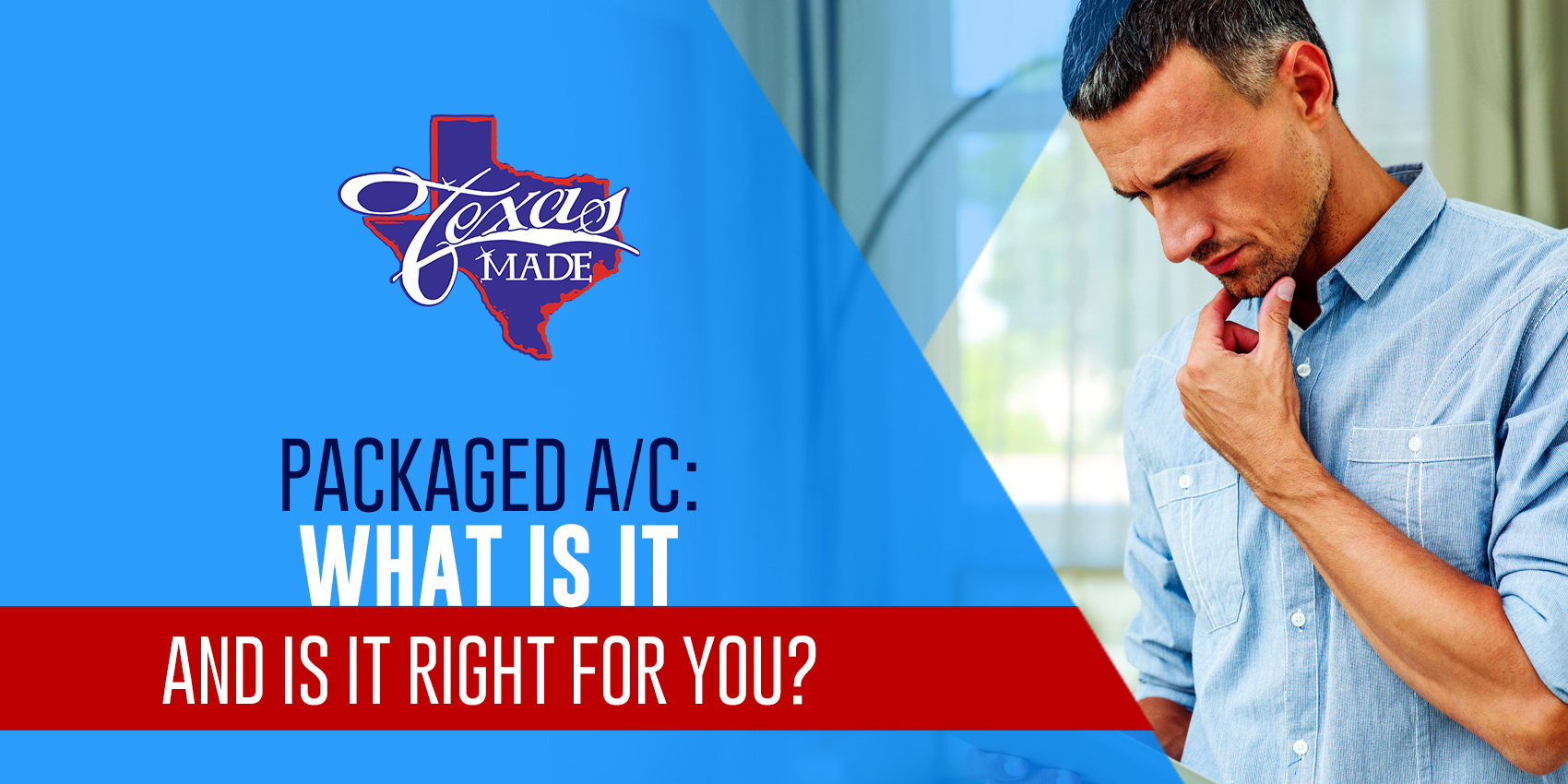 Packaged A/C Unit: What Is It and Is It Right for You?